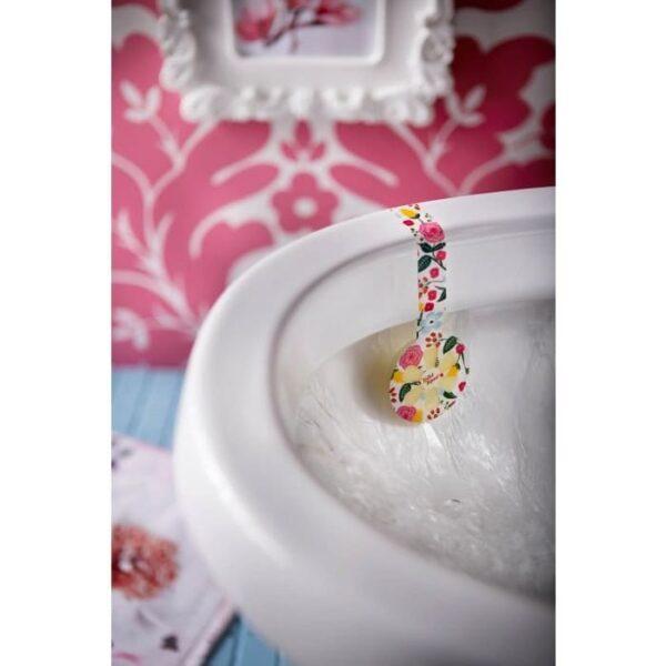 Toilet tapes toiletblokje in de WC, geur Clean Cotton